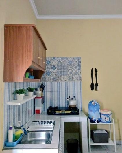 Kitchen Set Dapur Modern Minimalis