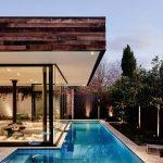 Kolam Renang Rumah Mewah Minimalis