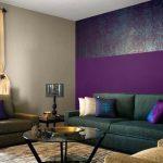 Kombinasi 3 Warna Cat Ruang Tamu Yang Bagus
