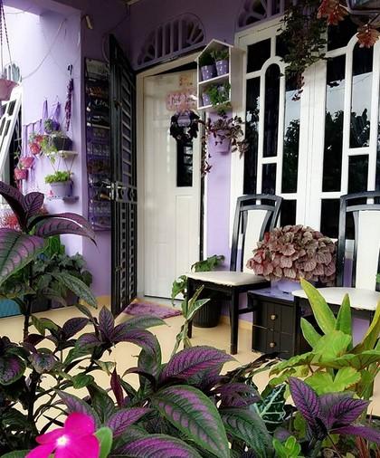 Kombinasi Warna Teras Rumah Sederhana