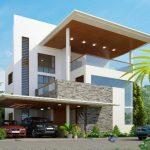 Model Atap Teras Rumah Mewah