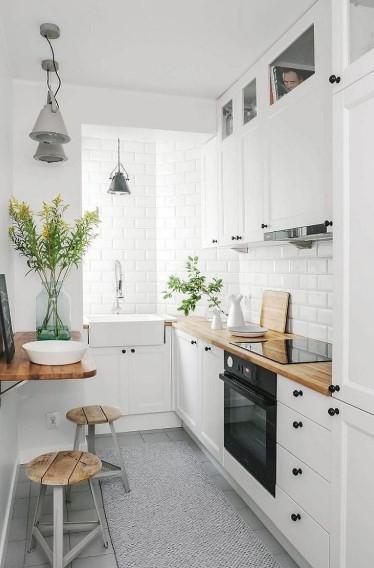 Model Dapur Kecil Dan Sederhana