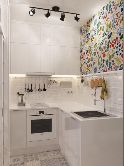 Model Dapur Kecil Sederhana