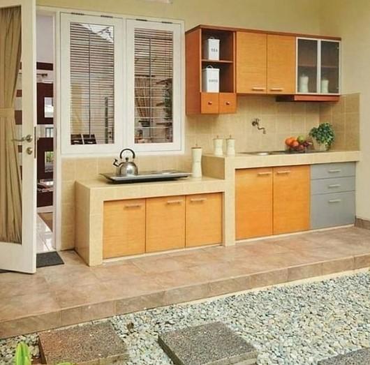 Desain Model Dapur Minimalis Modern Terbaru