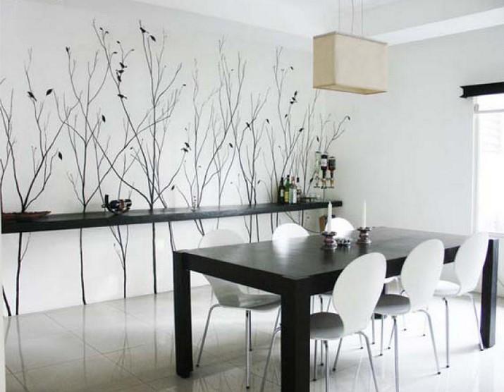 Model Ruang Makan Minimalis Sederhana