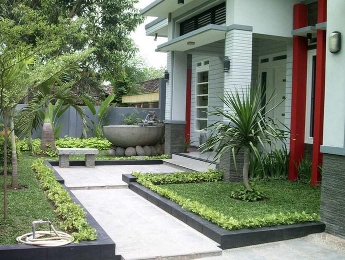 Model Teras Rumah Dan Taman