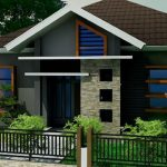 Model Teras Rumah Limas