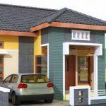 Model Teras Rumah Limasan Minimalis