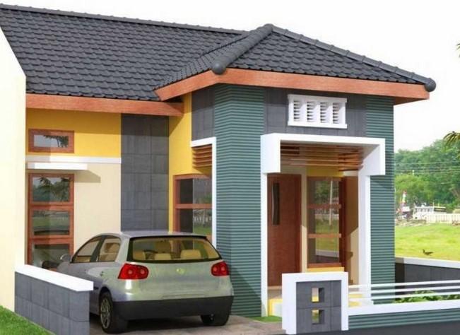 Cantik 60 Model Teras Rumah Minimalis Terbaru 2020