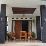 Model Teras Rumah Limasan Sederhana