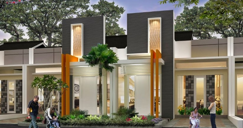 Model Teras Rumah Mewah Eksklusif