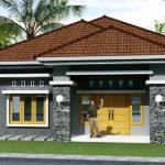 Model Teras Rumah Panjang Minimalis