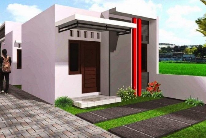 Model Teras Rumah Paris Minimalis