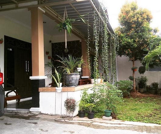60 Model Teras Rumah Minimalis Cantik Viewable