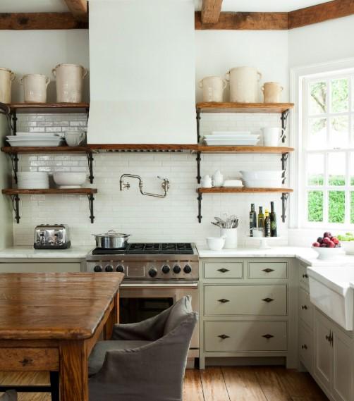 Ruang Dapur Kecil Sederhana