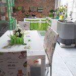 Ruang Makan Dan Dapur Sederhana