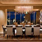 Ruang Makan Keluarga Mewah