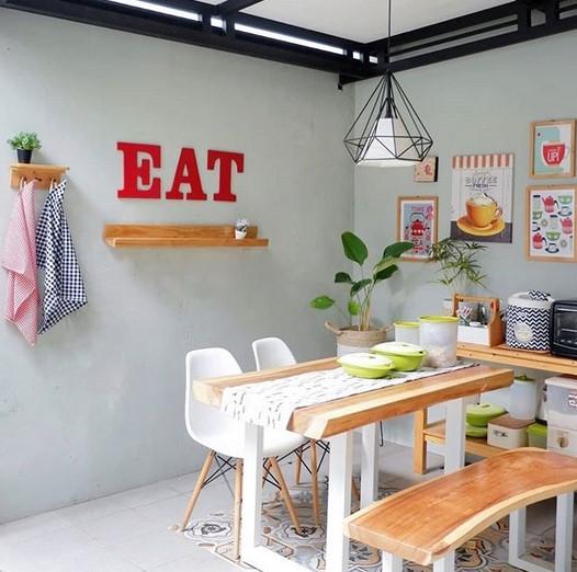 Ruang Makan Minimalis 2019