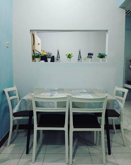 Ruang Makan Minimalis Mewah