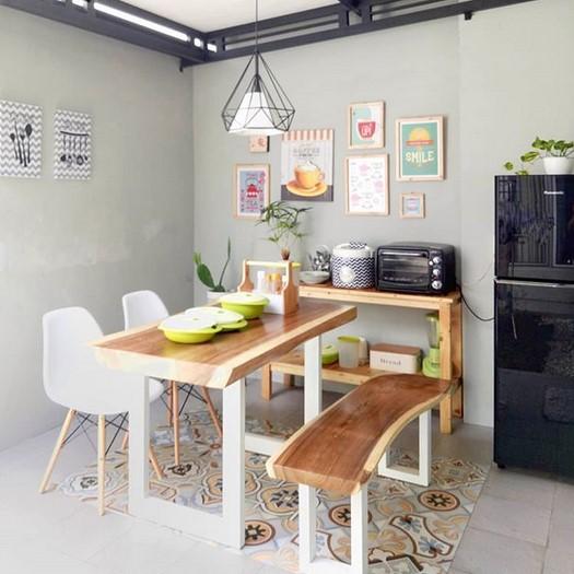 Ruang Makan Minimalis Sederhana