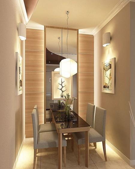 Ruang Makan Minimalis Sempit