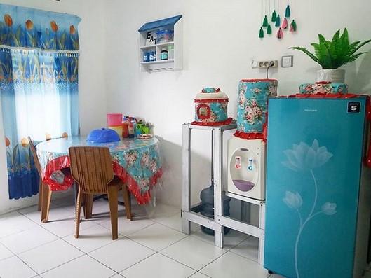 Ruang Makan Rumah Sederhana