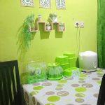 Ruang Makan Sederhana Sekali
