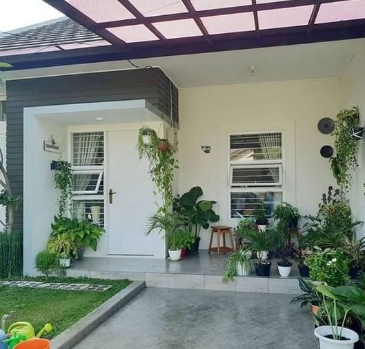 Teras Rumah Cantik Dan Mewah