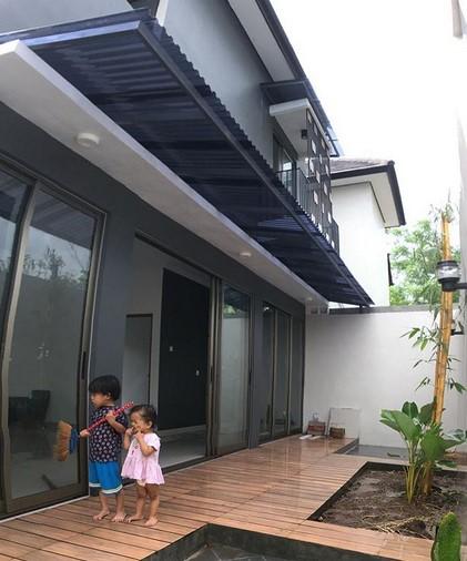 Teras Rumah Cantik Modern