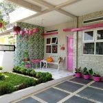 Teras Rumah Cantik Sederhana