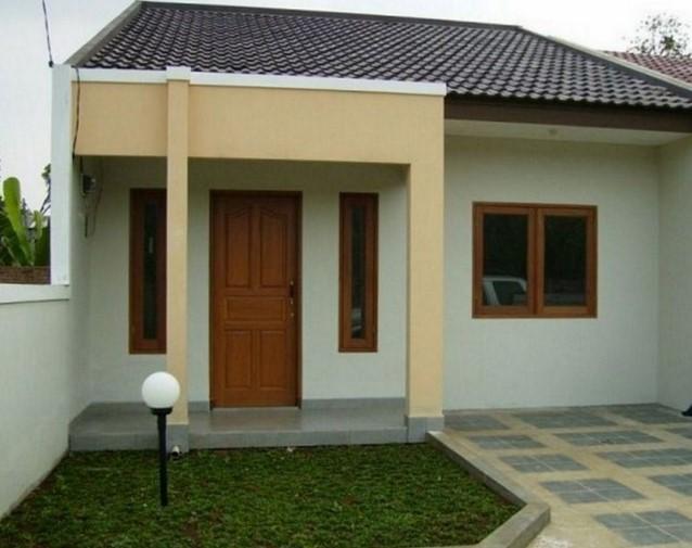 Teras Rumah Minimalis Sederhana Type 36