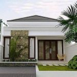 Teras Rumah Sederhana 1 Lantai