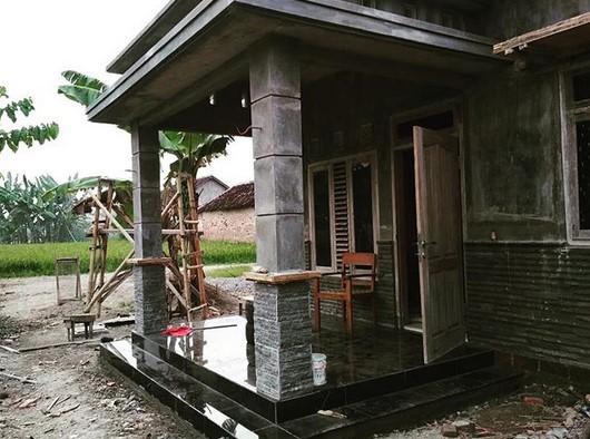 Desain Teras Rumah Sederhana Di Desa Situs Properti Indonesia