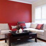 Warna Cat Dinding Ruang Tamu Sempit