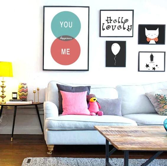 Warna Cat Dinding Untuk Ruang Tamu Minimalis
