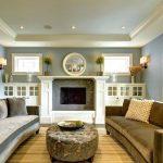 Warna Cat Ruang Tamu Apartemen Yang Bagus