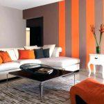 Warna Cat Ruang Tamu Bergaris Yang Bagus