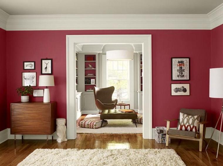Warna Cat Ruang Tamu Elegan Yang Bagus