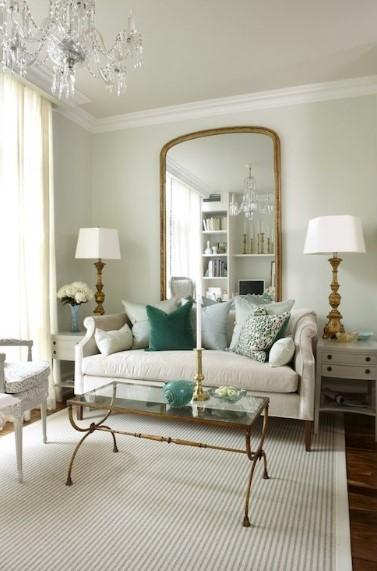 Warna Cat Ruang Tamu Klasik Yang Bagus