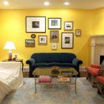 Warna Cat Ruang Tamu Kuning Yang Bagus