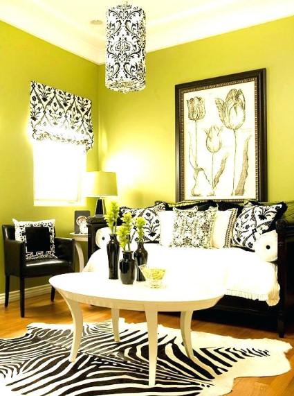 30 Ide Warna Cat Ruang Tamu Yang Sejuk Dan Luas