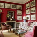Warna Cat Ruang Tamu Merah Yang Cantik