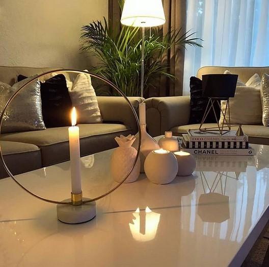 40 Desain Ruang Tamu Mewah Minimalis Elegan Terbaru 2019