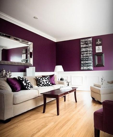 Warna Cat Ruang Tamu Minimalis Elegan Yang Bagus