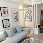 Warna Cat Ruang Tamu Minimalis Putih