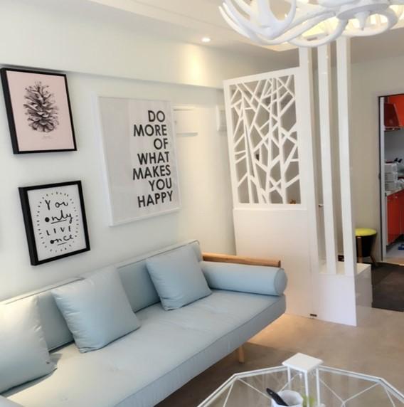 40 Warna Cat Ruang Tamu Minimalis Modern Terbaru 2019