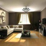 Warna Cat Ruang Tamu Minimalis Yang Cantik