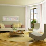 Warna Cat Ruang Tamu Natural Yang Bagus