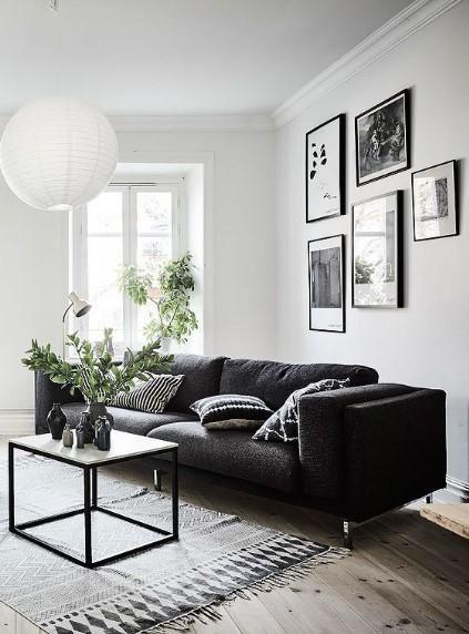 Warna Cat Ruang Tamu Putih Yang Cantik