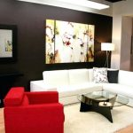 Warna Cat Ruang Tamu Rumah Minimalis Yang Bagus
